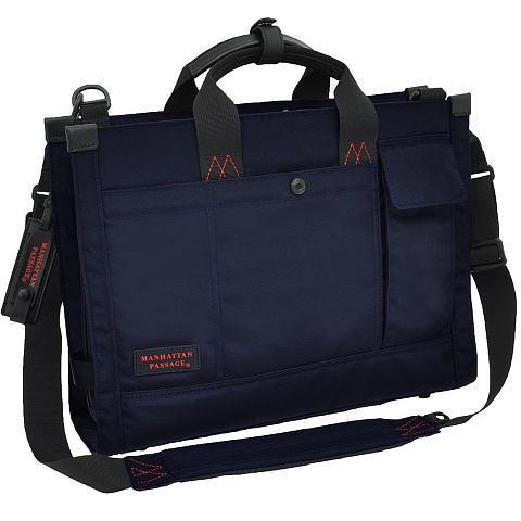 女子が持てるメンズビジネスバッグ(1)マンハッタンパッセージ/モダン&コンパクト8065
