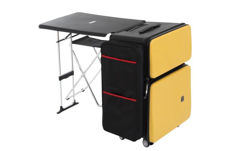 ノマドワーカー御用達!机になるスーツケースはいかが!BIBILAB (ビビラボ) BG2-280