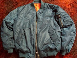 MA-1ボマージャケット 出典ウィキペディア
